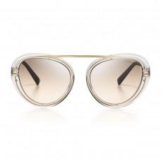 tiffany and co t aviator sunglasses in light grey