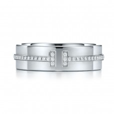 tiffany and co t two narrow ring