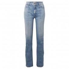 tre billie two tone boyfriend jeans
