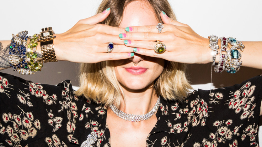 What It Feels Like to Wear Over 1 Million Dollars Worth of Jewelry