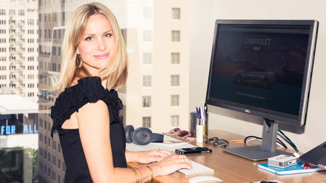 Meet the Woman at the Helm of the Luxe Car Rental App Changing the Way You Travel