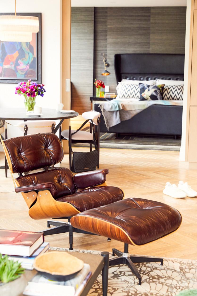 Inside Hollywood Interior Designer Adam Hunter S Apartment Coveteur