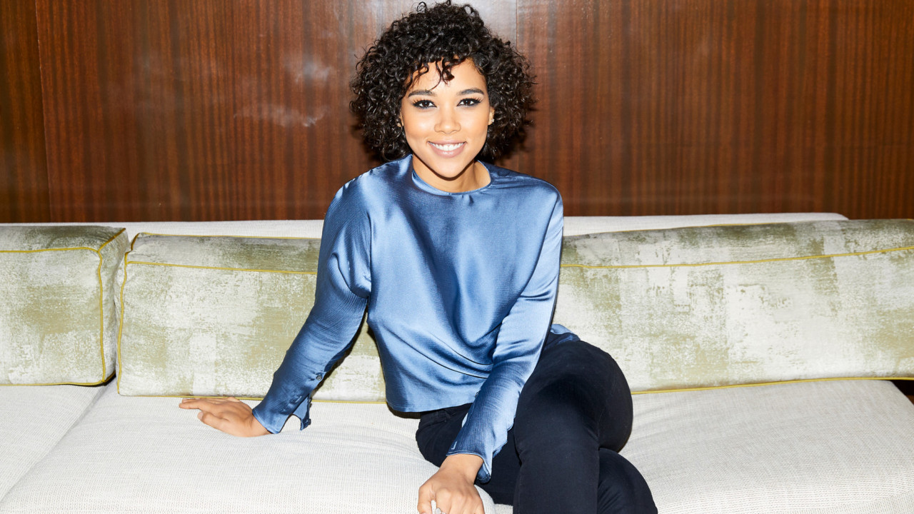 How Alexandra Shipp Went from Live-In Nanny to Actress on the Rise