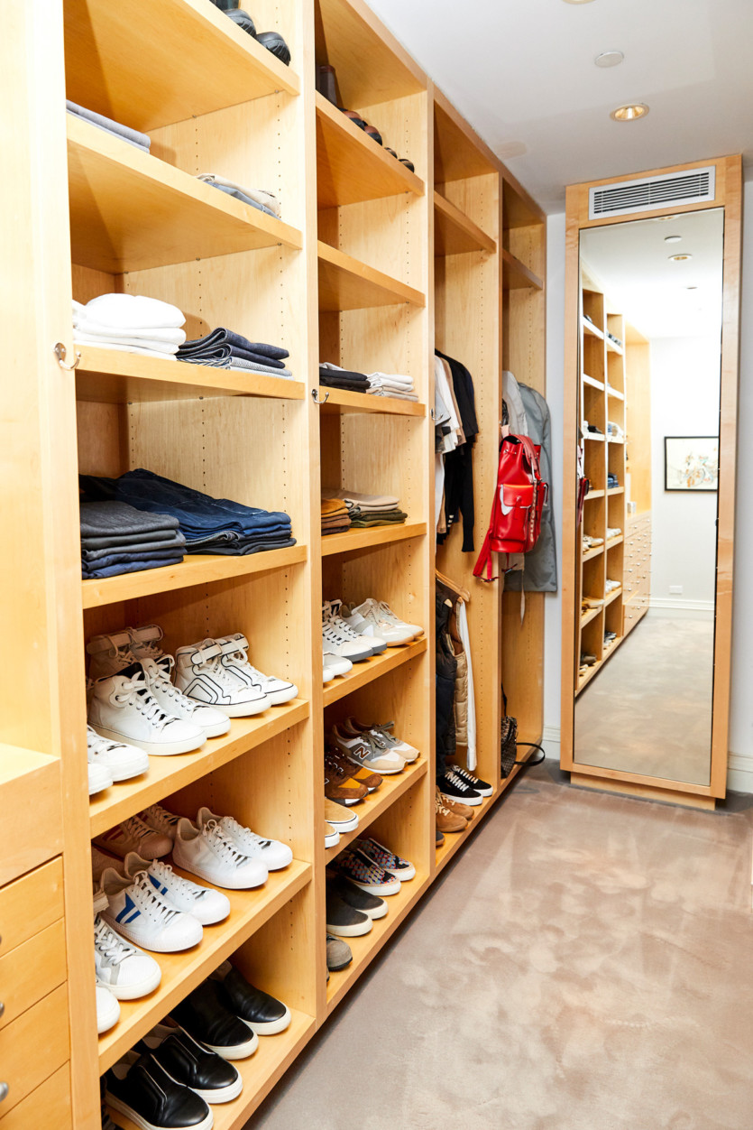 jerome and elsa dahan closet