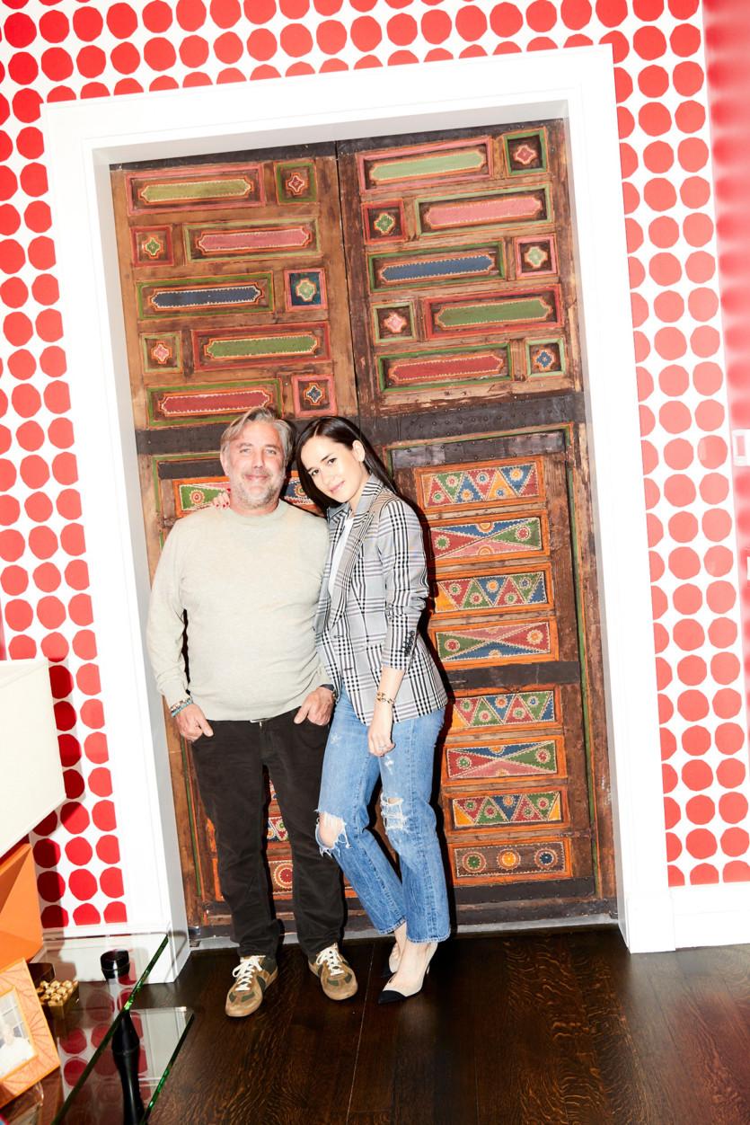 jerome and elsa dahan closet