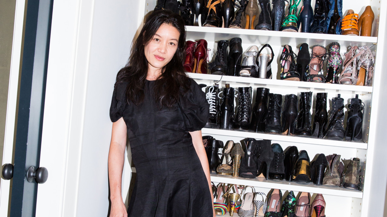 Inside the Closet of a New York Stylist with a Passion for Saint Laurent, Gucci, and Dolce & Gabbana