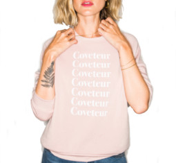 Sweatshirt by COVETEUR