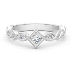forevermark the tribute collection unique diamond ring