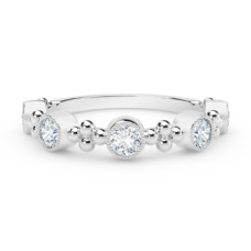 forevermark the tribute collection delicate diamond ring