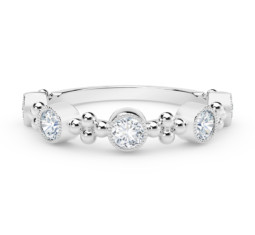 Delicate Diamond Ring by Forevermark