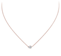 Pear Diamond Necklace by Forevermark