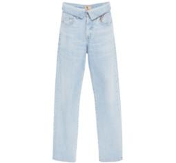 Flip Top Boyfriend Jeans by Jean Atelier