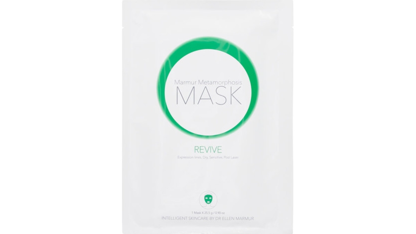 marmur metamorphosis face mask review