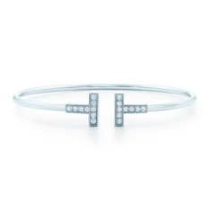 tiffany and co t wire bracelet