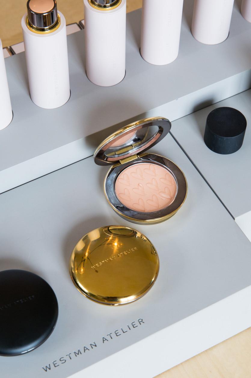 gucci westman makeup line