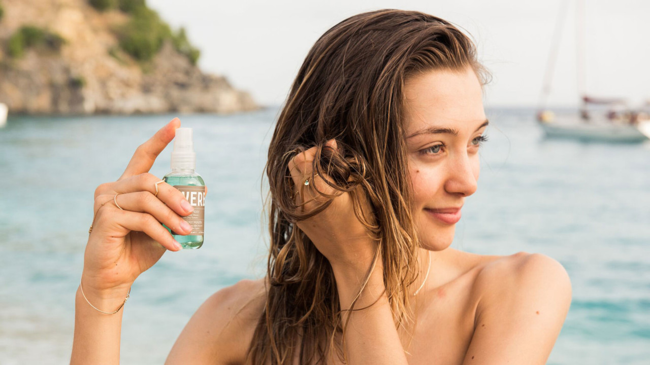 The 7 Best Sea Salt Sprays for Ultimate Beach Waves