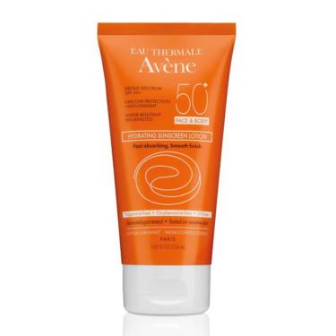 avene hydrating sunscreen lotion spf 50