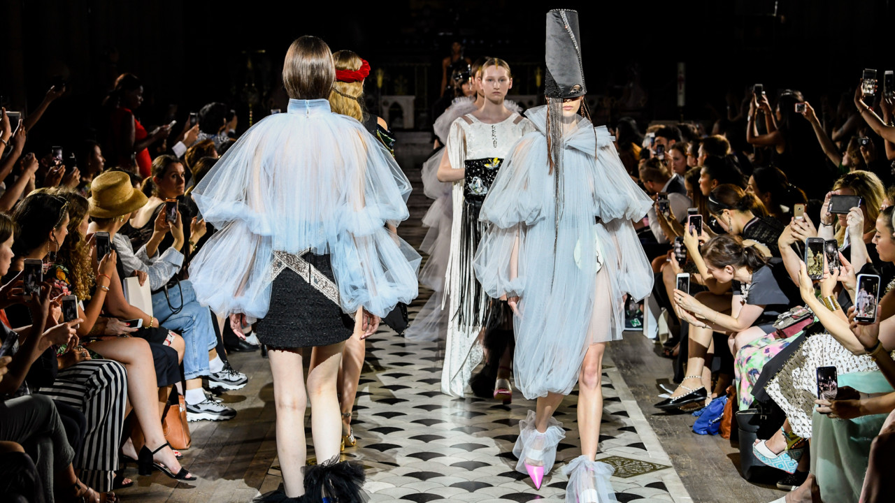 emerging couture designers