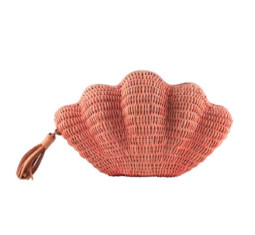 Jane Blush Clutch by Kayu
