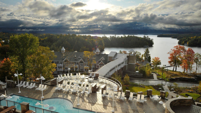 muskoka ontario travel guide