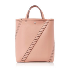 proenza schouler mini grain leather hex tote