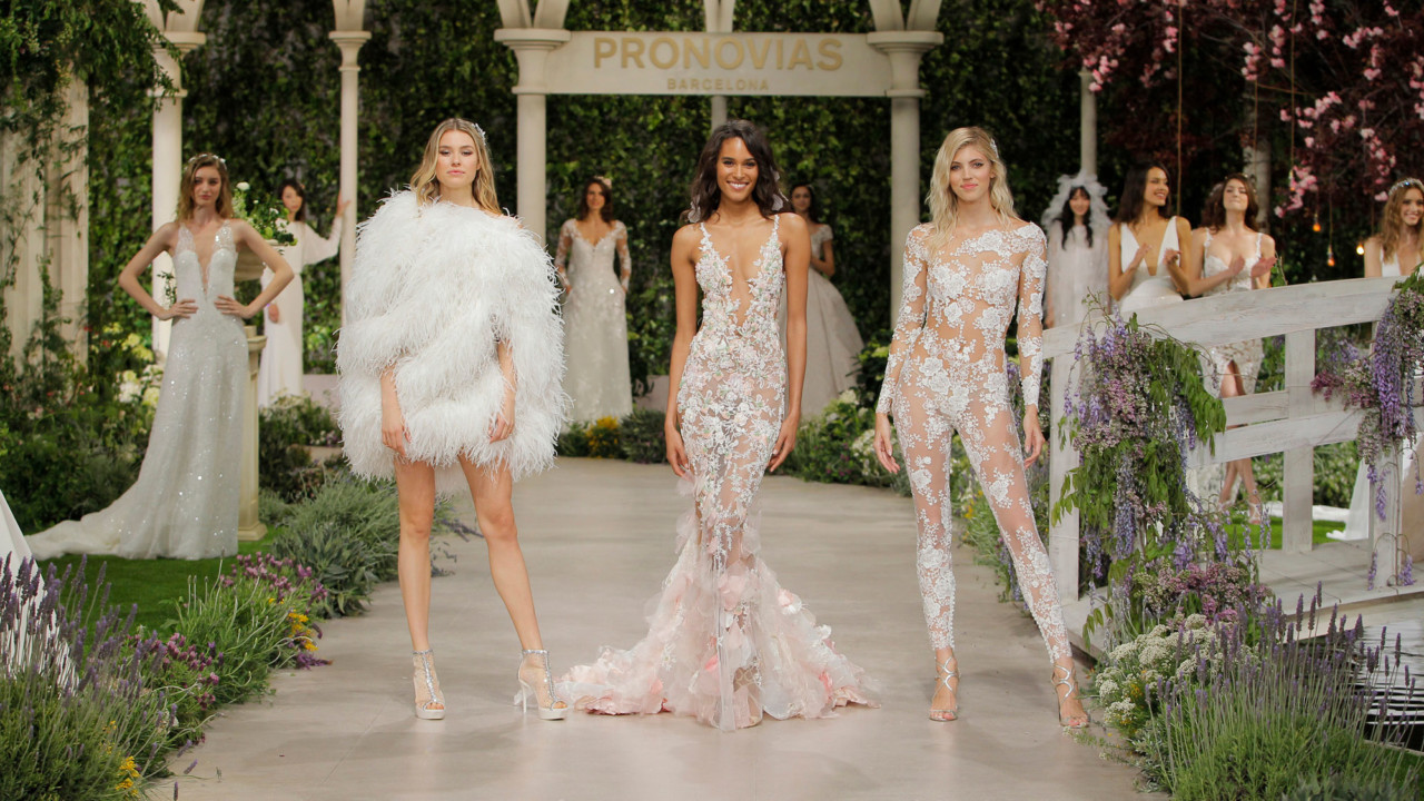 Stop What You're Doing—We Found Your Dream Wedding Dress