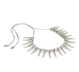 Cone Shell Necklace by Tohum
