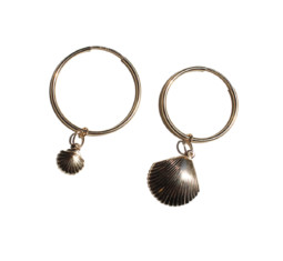Capri Hoop Earrings by Ventrone Chronicles