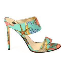 Trésor De La Mer Mule Sandal by Versace