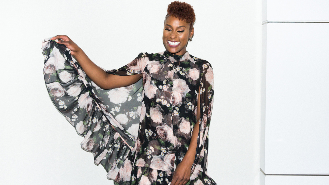 Issa Rae Shares How She Preps for a Sex Scene