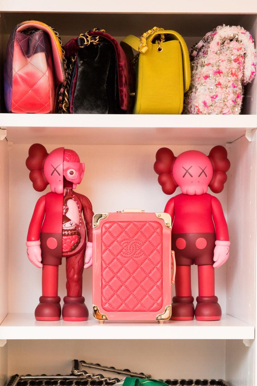 inside marci hirschleifer closet