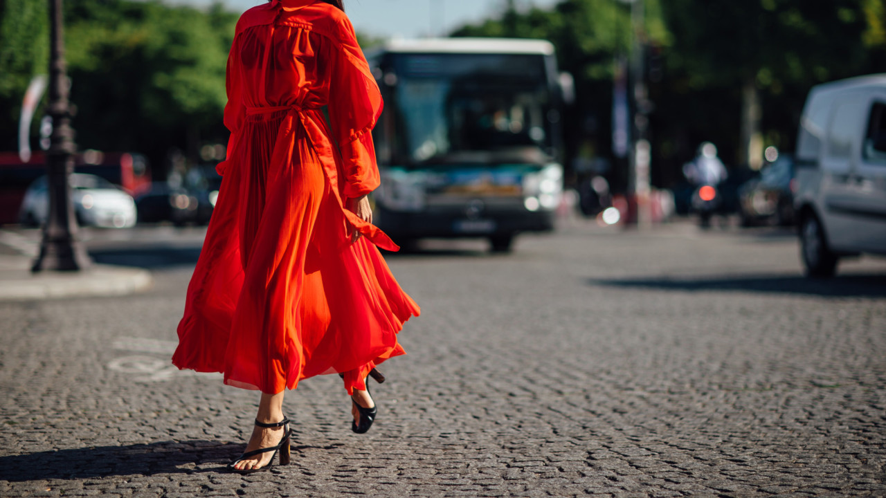 Fashion Editors Are Loving This Sandal Trend