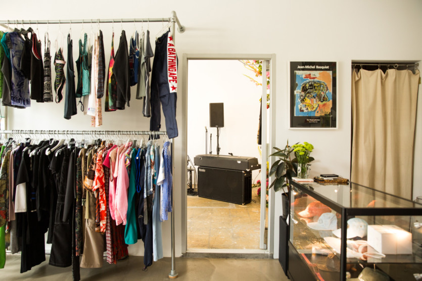 procell vintage store owners