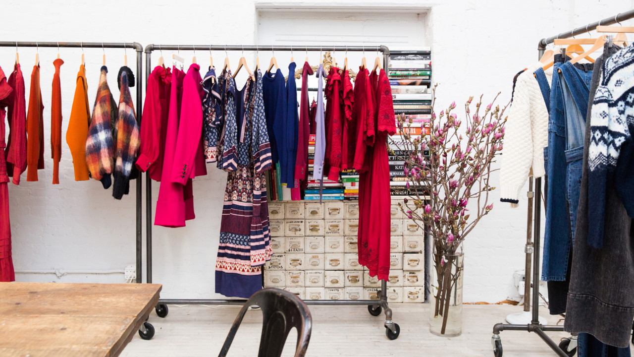 Our Favorite Frilly Dresses Are Made in a Former Cannabis Den