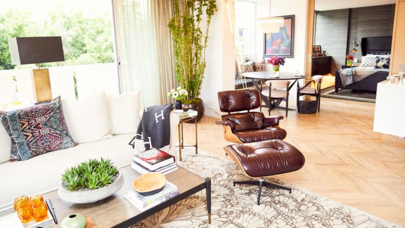 Adam Hunter S Interior Design Tips For Floors Furniture And Art Coveteur