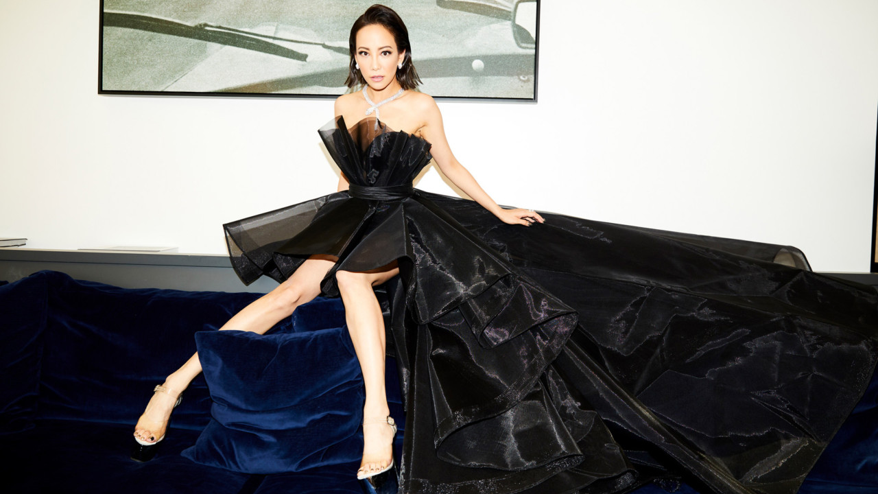 ed8ea26a735 Fiona Xie Wore  500k Worth of Jewels to the Crazy Rich Asians Premiere