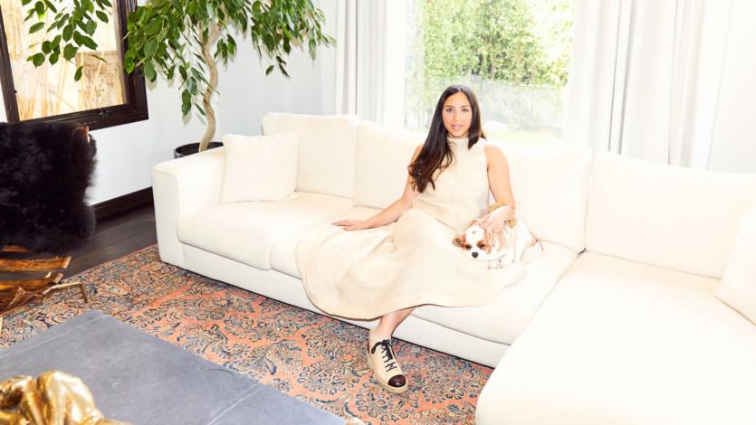 Inside Cult Gaia Founder Jasmin Larian's Los Angeles Home