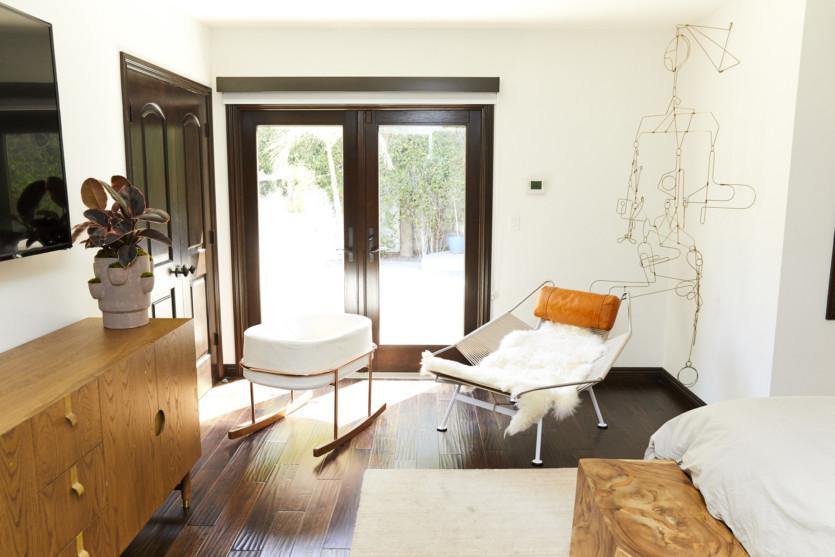 inside jasmin larian home
