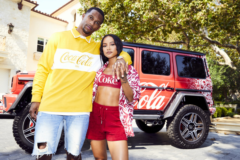 kith coca cola collaboration