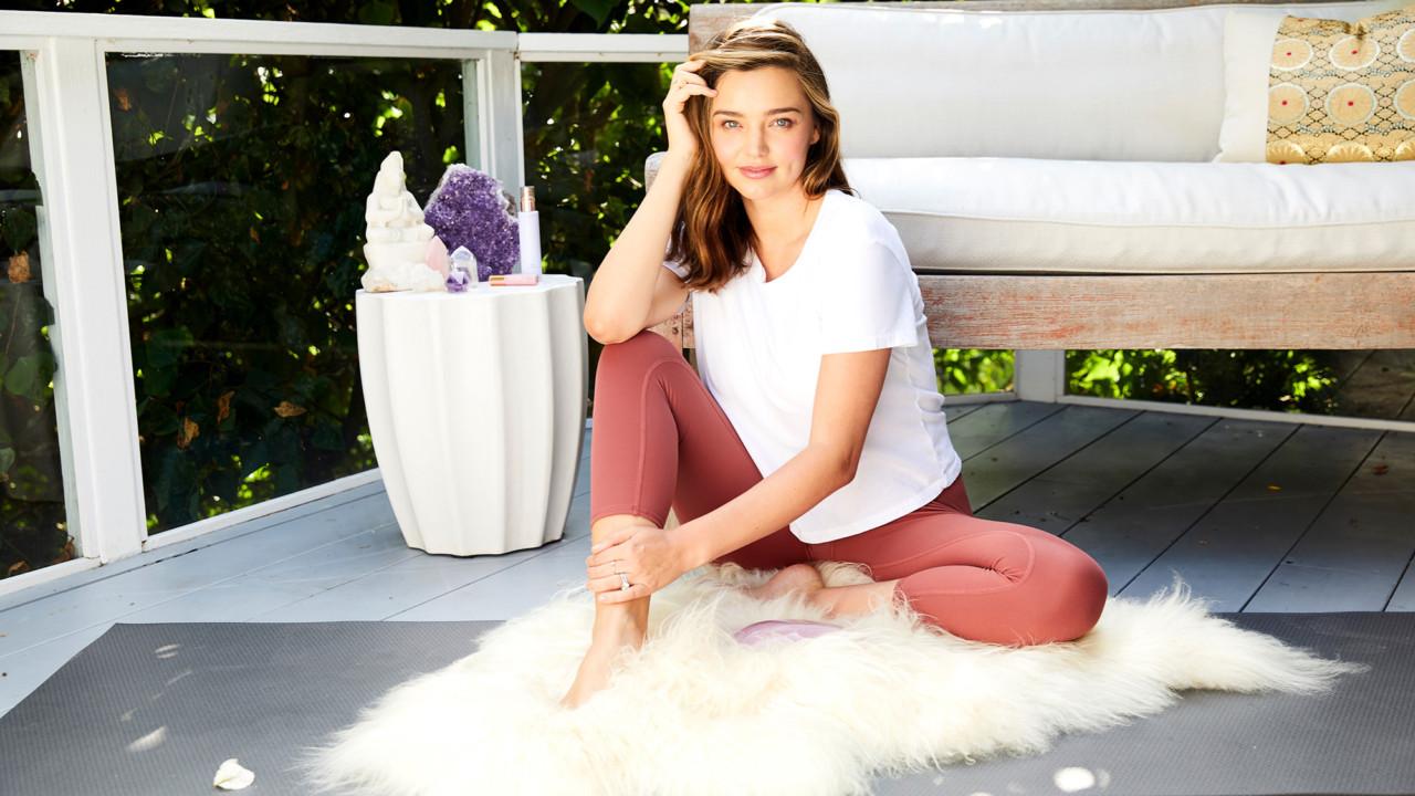 24 Hours with Miranda Kerr in Her Malibu Home