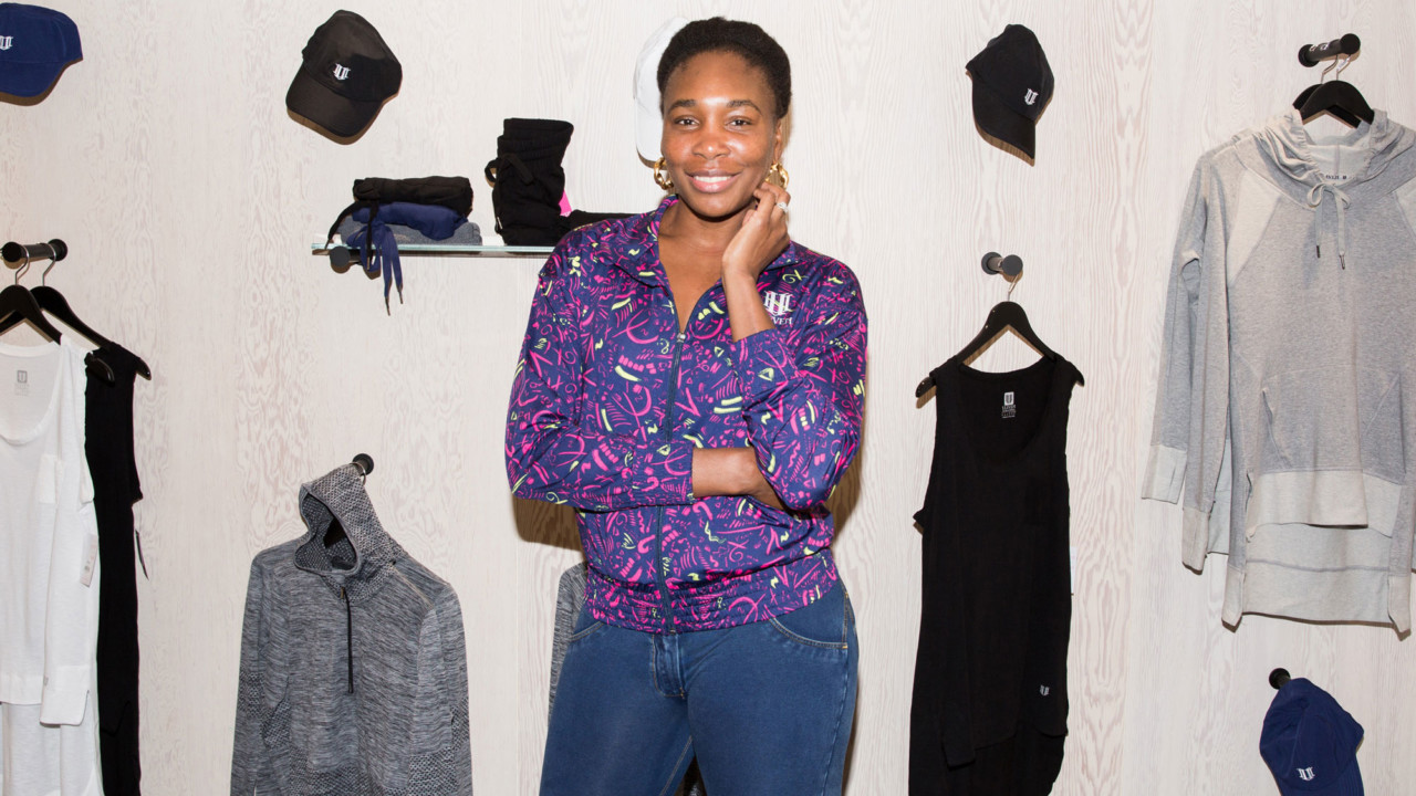 Venus Williams Told Us All About Her Fashion Line
