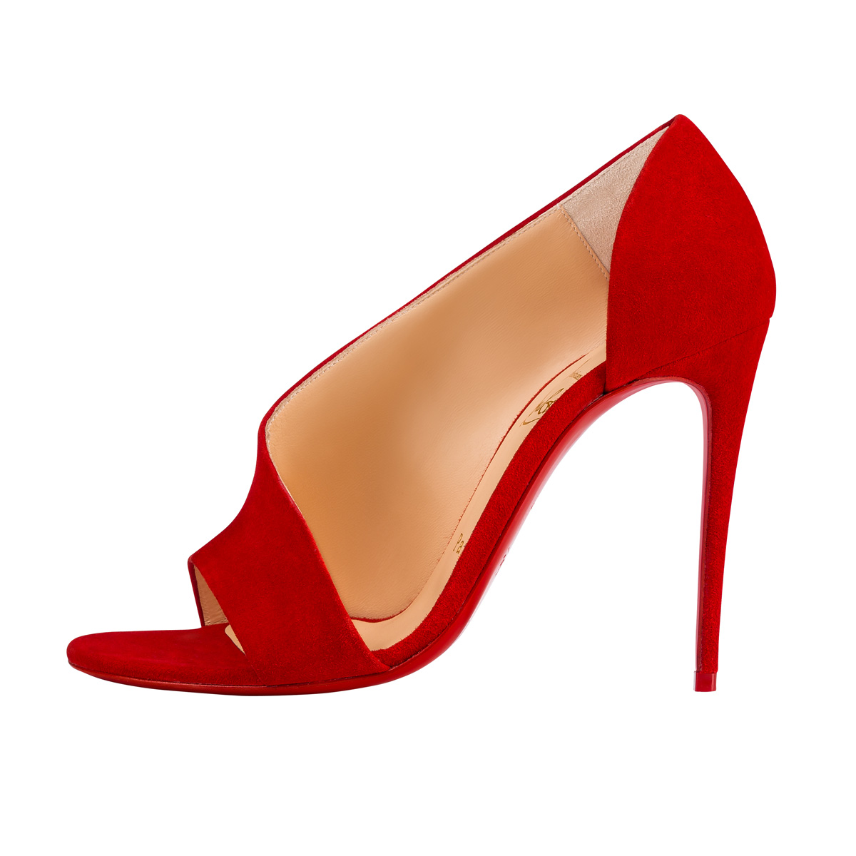 the latest 1bec2 f95c0 Street Style Stars on Christian Louboutin's Shoes ...