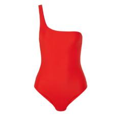 jade swim apex one shoulder swimsuit