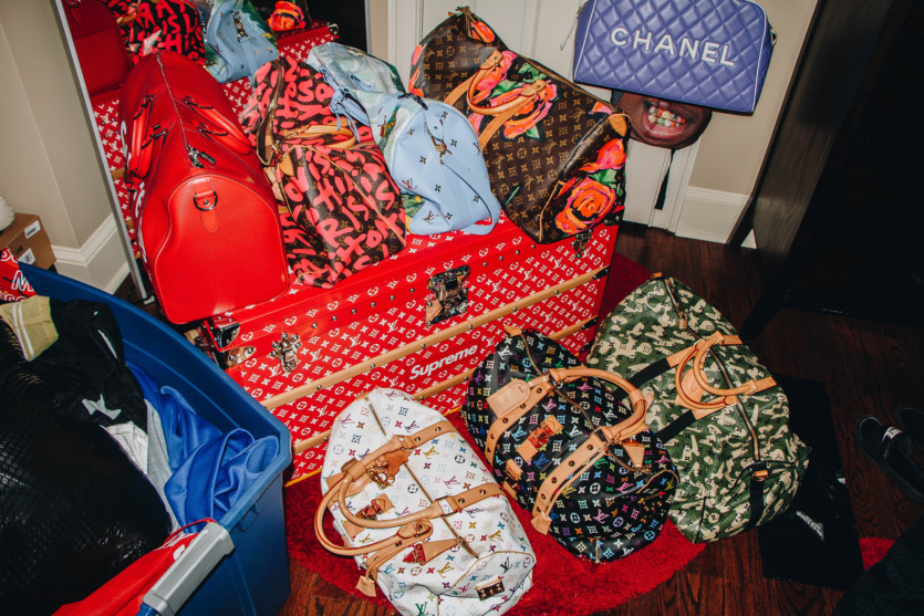 lil yachty selling closet on grailed