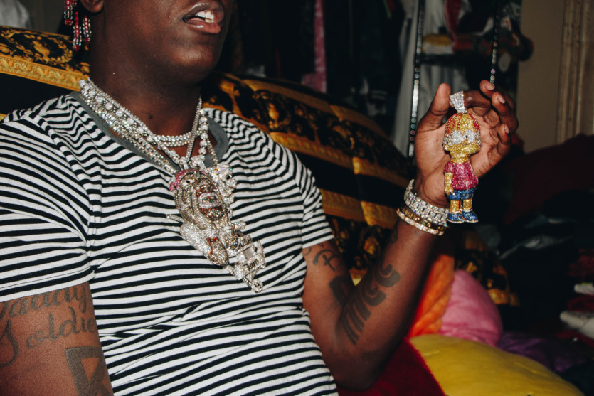 b8e503330593 Lil Yachty Is Selling Items from His Closet on Grailed - Coveteur