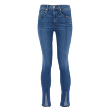 rag and bone high rise skinny jeans
