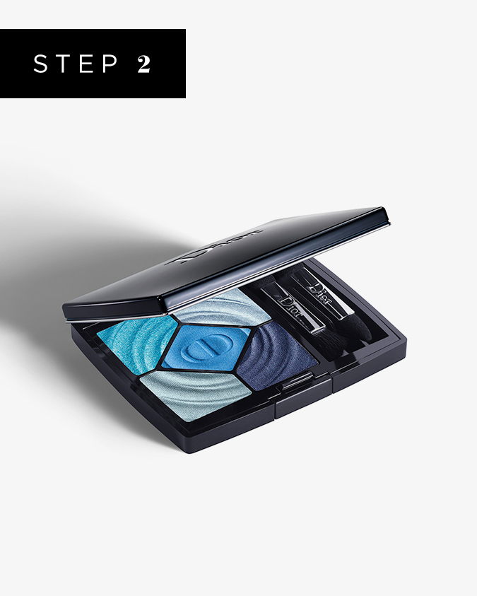 dior 5 couleurs cool down eyeshadow palette