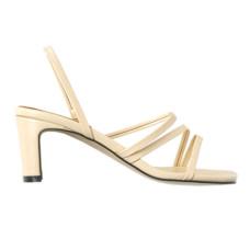 stylenanda mid heel slingback strap sandals