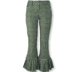 Fumi Pleated Ankle Pant by William Okpo