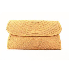 yanomami canvas clutch